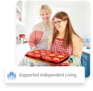 Supported Independent Living Image