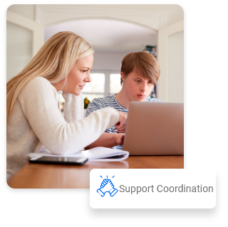 Support Coordination Image