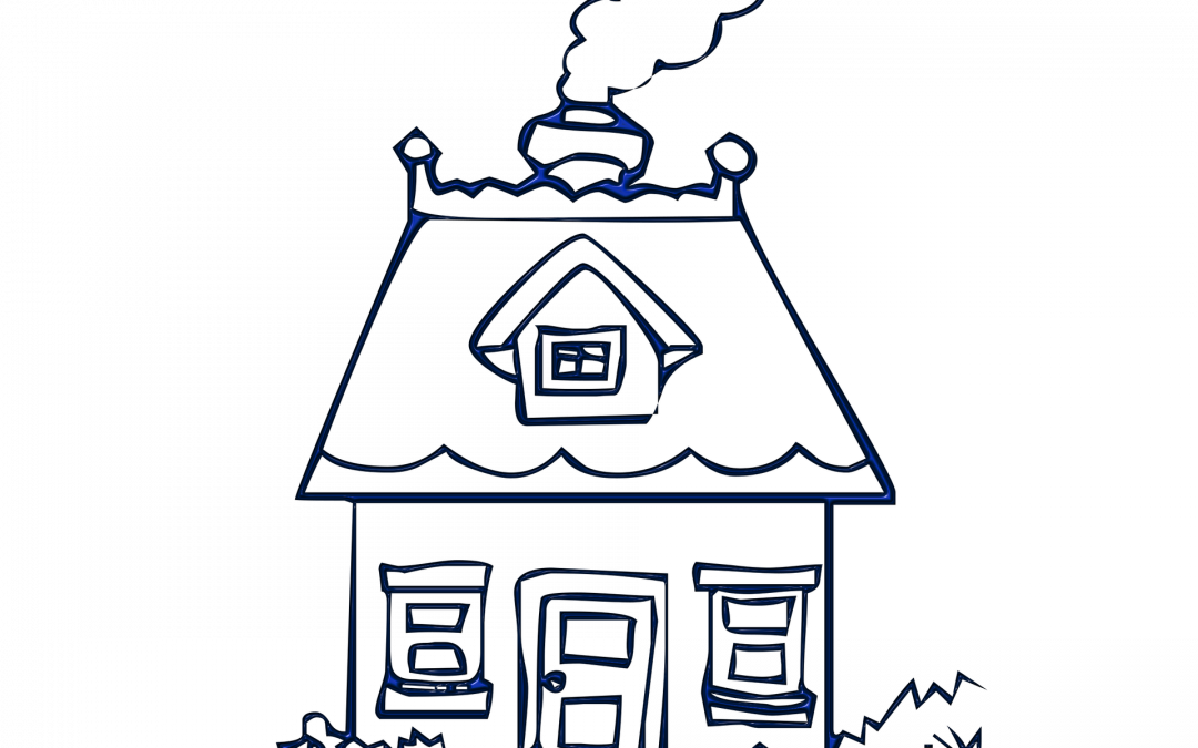 coming soon house drawing